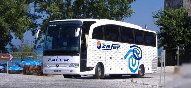 Anamur Zafer Turizm - Otogar.com