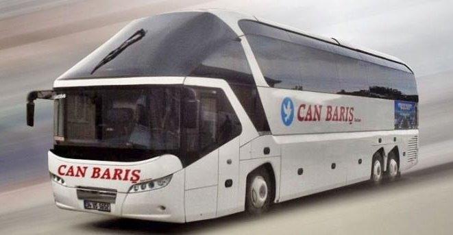 Can Barış Turizm - Otogar.com